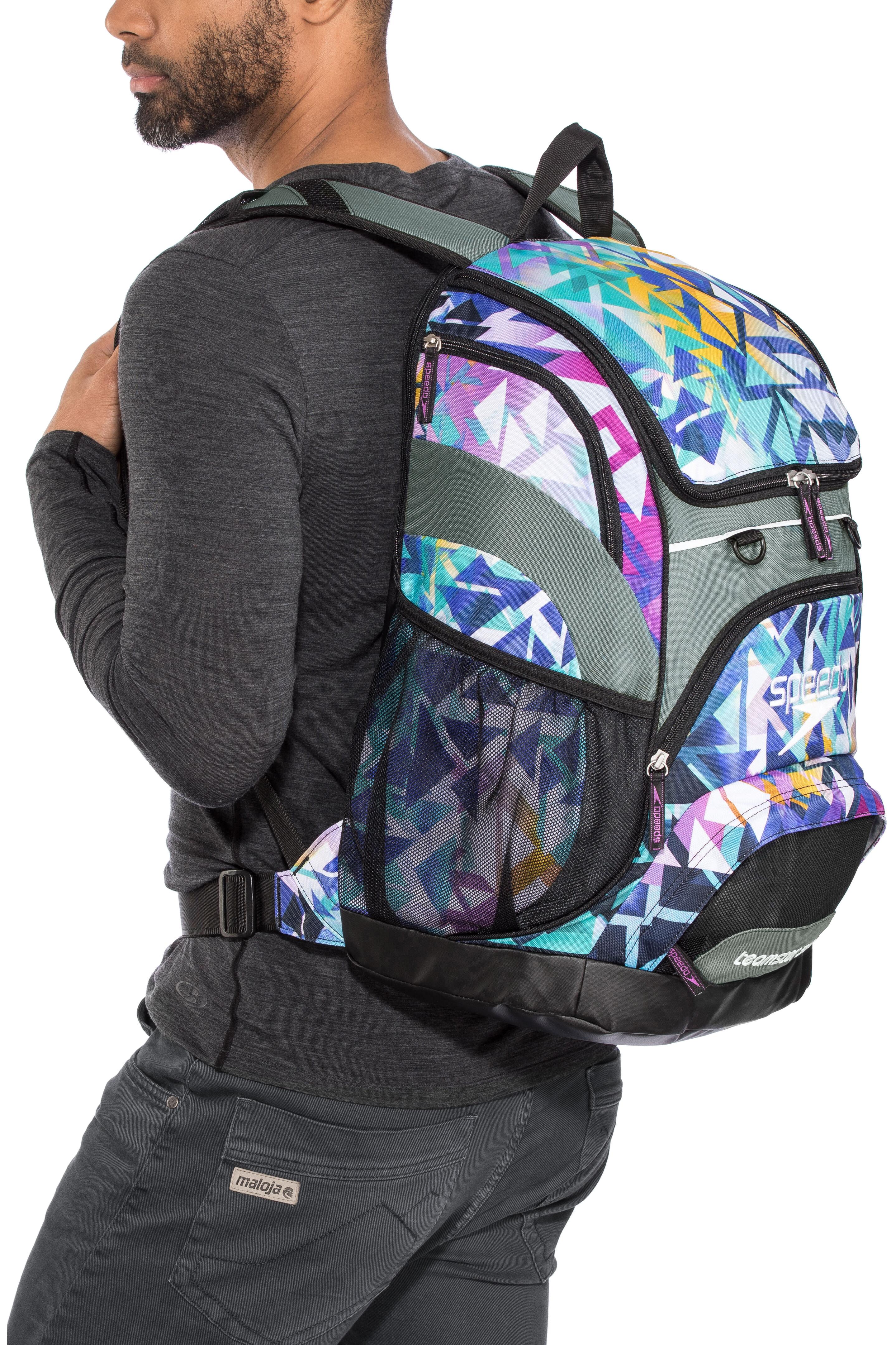 a2e6923ac842f3 speedo Teamster Backpack L Unisex, multi/blue l Outdoor winkel campz.be